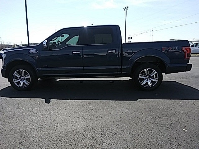 2015 ford f 150 platinum in marshfield mo springfield ford f 150 don vance ford. Black Bedroom Furniture Sets. Home Design Ideas